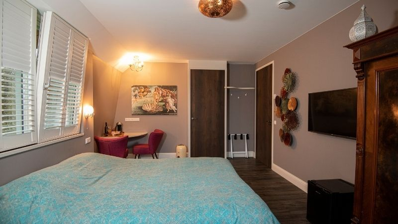 Kamer Bed & breakfast Villa Braas loosdrechtse plassen B&B
