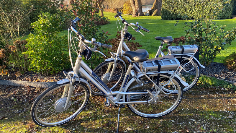 Villa braas electrische fietsen huren
